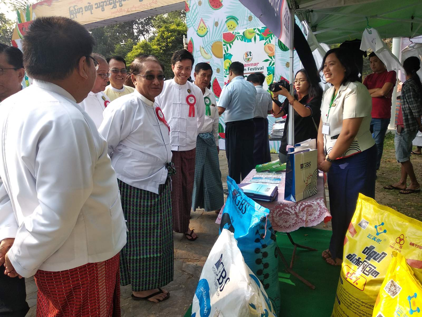 1st Myanmar Melon Festival 2020 (Photo 5)