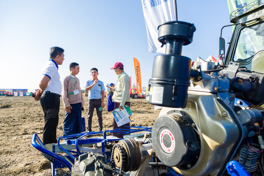 AGRITECHNICA ASIA LIVE (Photo 6)