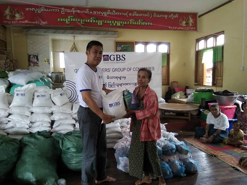 Donation to Flood Relief (Photo 8)