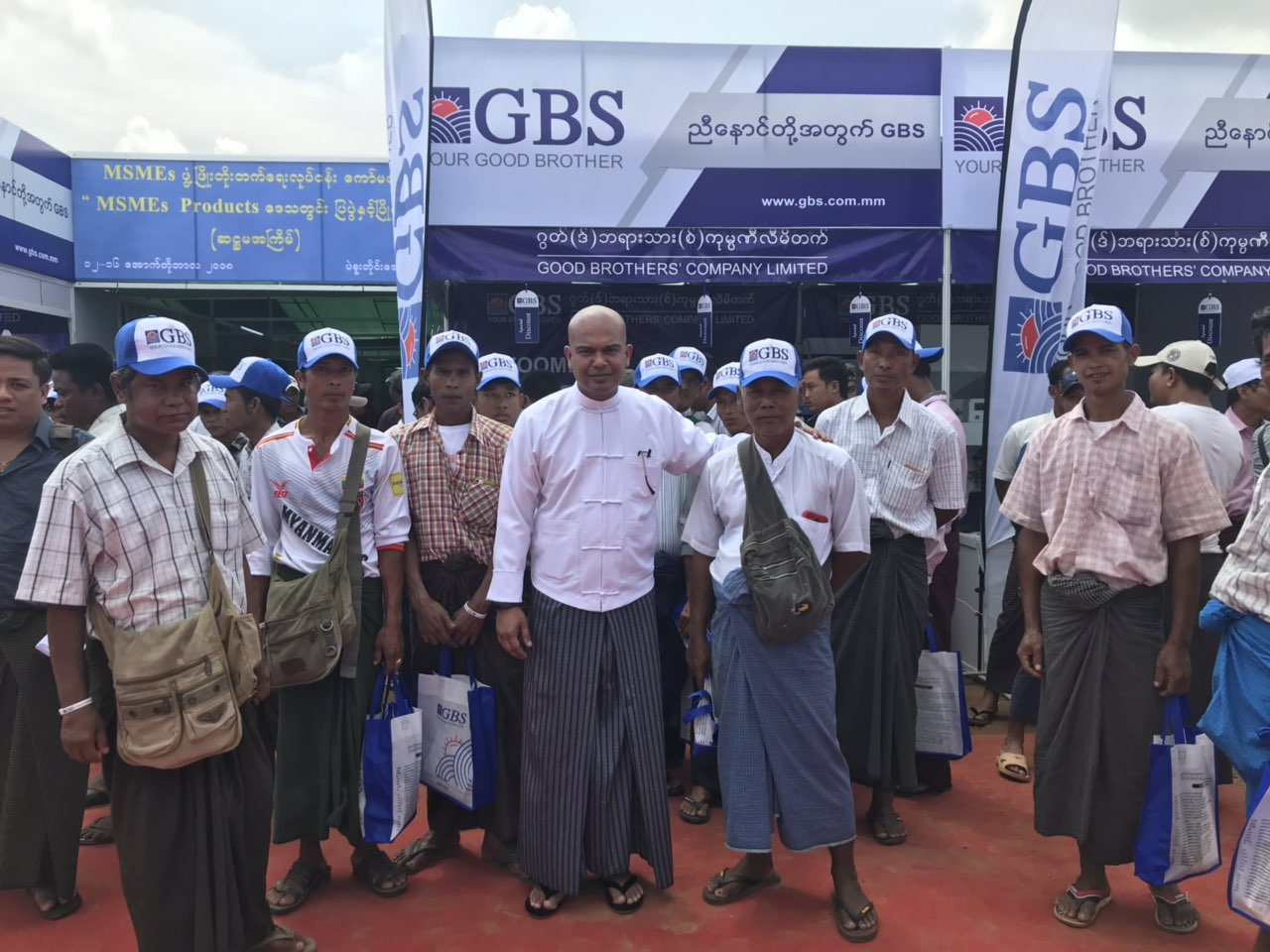 MSMEs Product Exibition and Competition (Bago) (Photo 7)