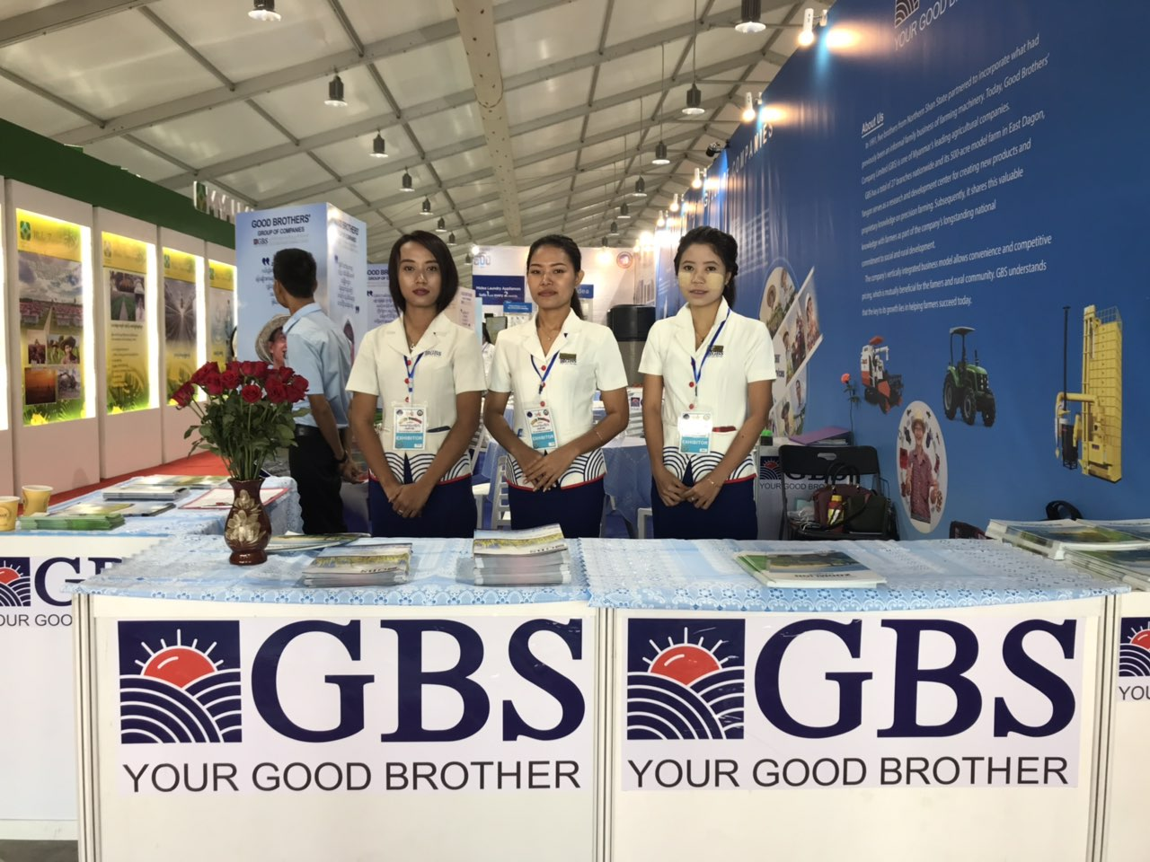MSMEs Product Exibition and Competition (Yangon) (Photo 1)