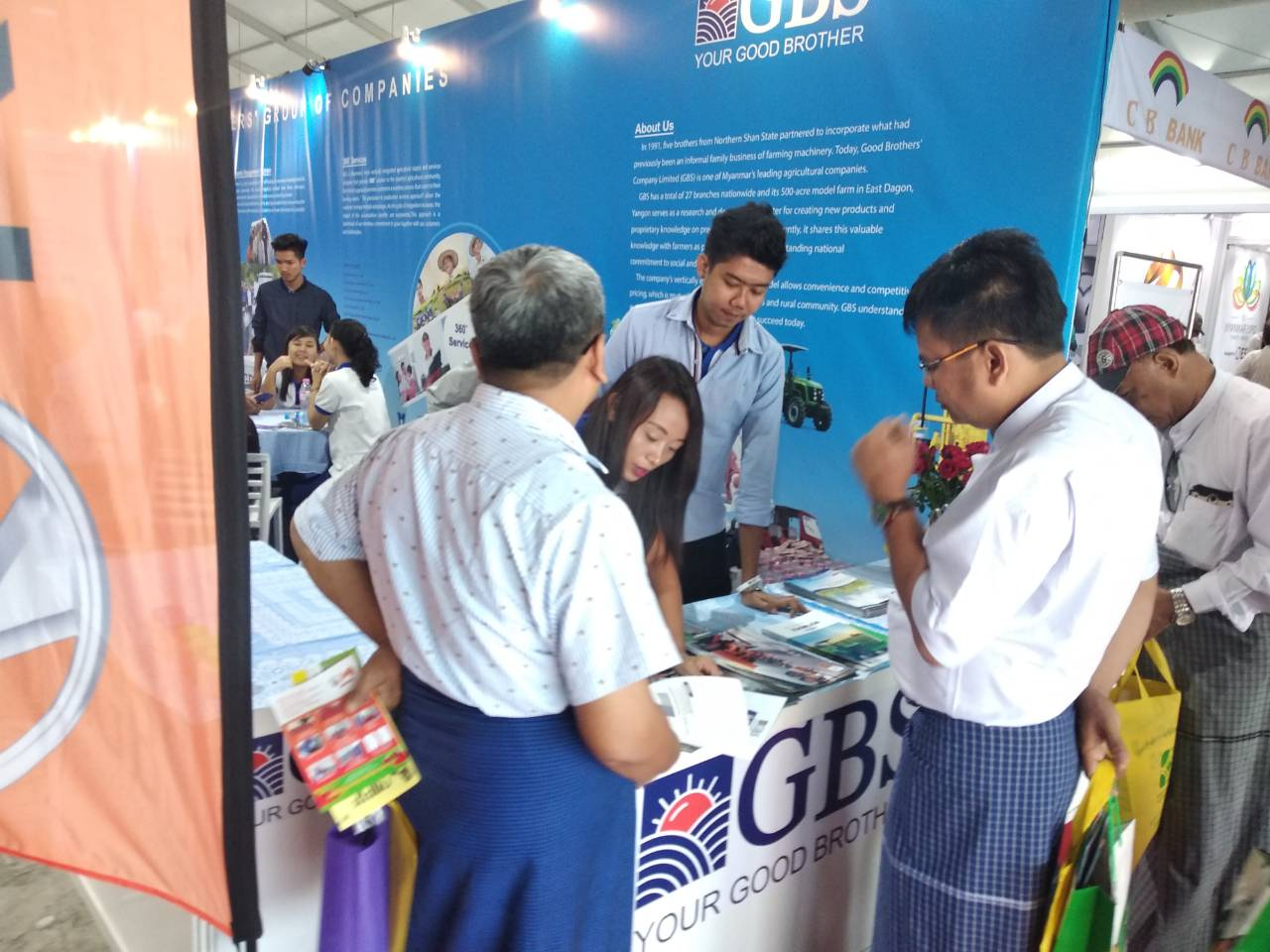 MSMEs Product Exibition and Competition (Yangon) (Photo 12)