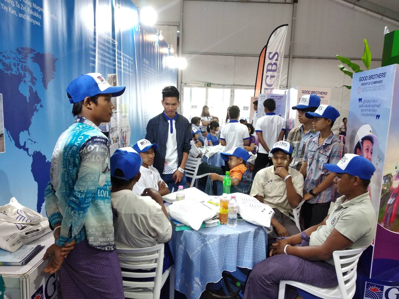 MSMEs Product Exibition and Competition (Yangon) (Photo 13)