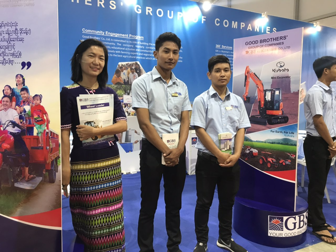 MSMEs Product Exibition and Competition (Yangon) (Photo 4)