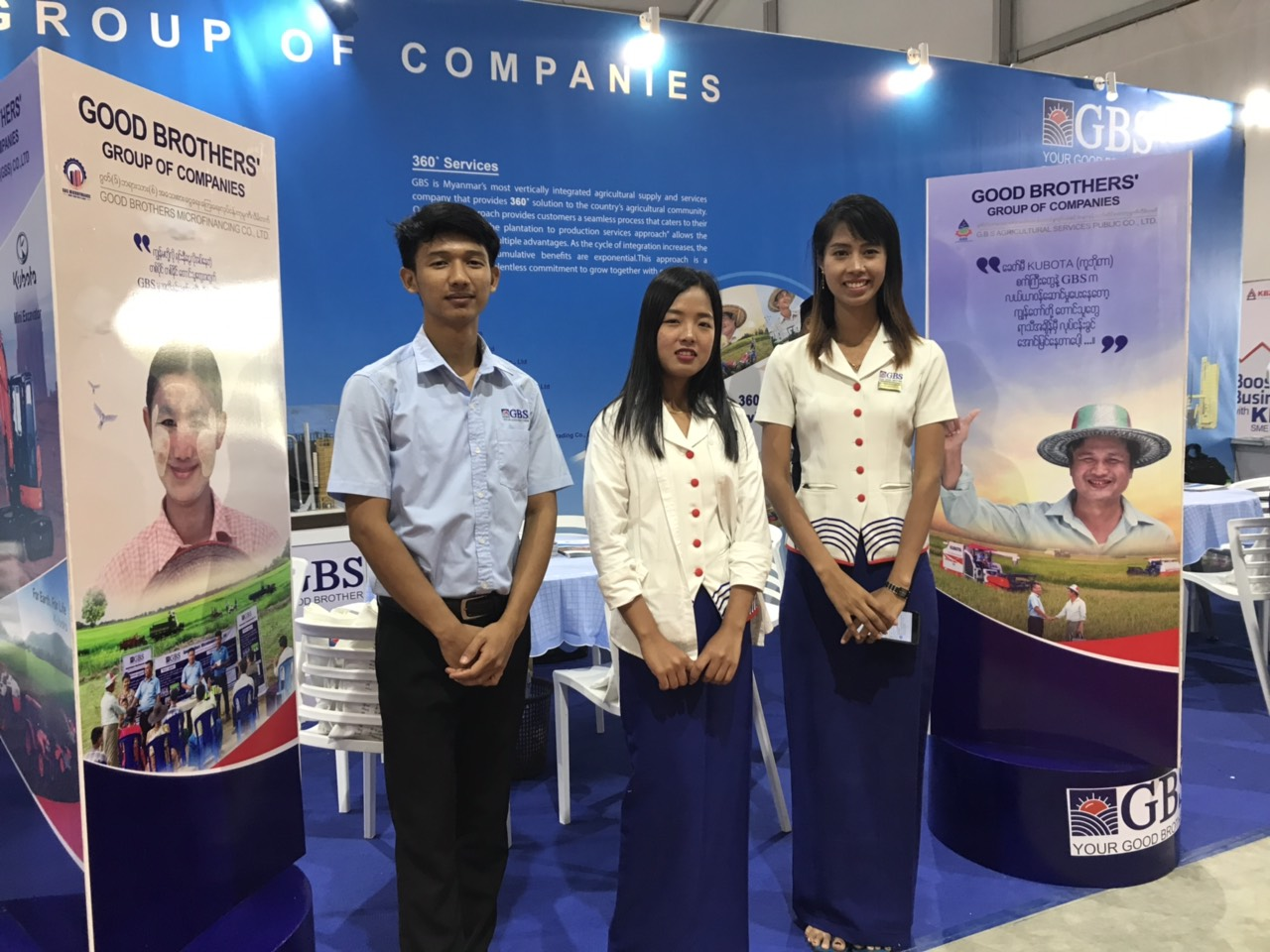 MSMEs Product Exibition and Competition (Yangon) (Photo 5)