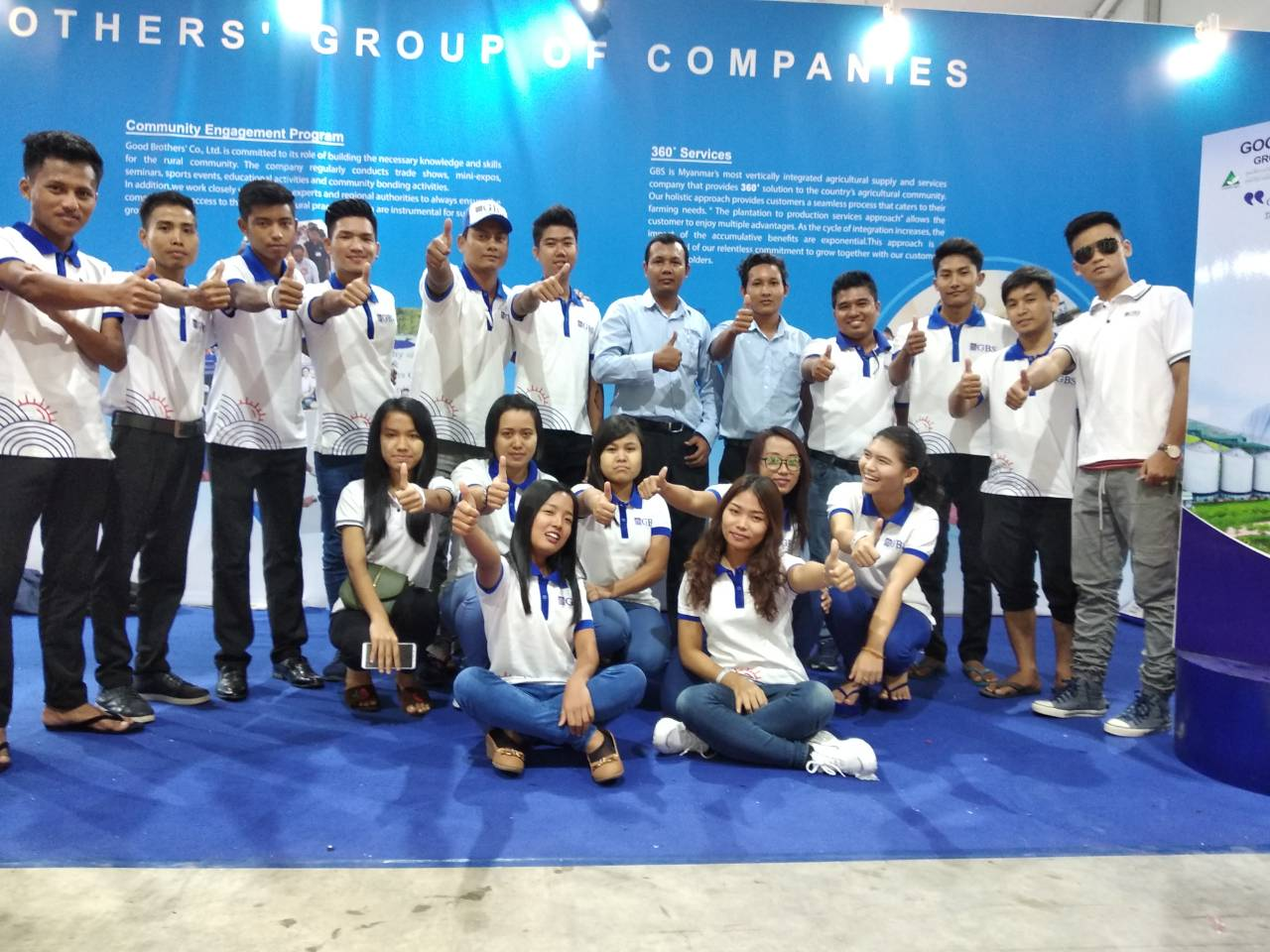 MSMEs Product Exibition and Competition (Yangon) (Photo 8)