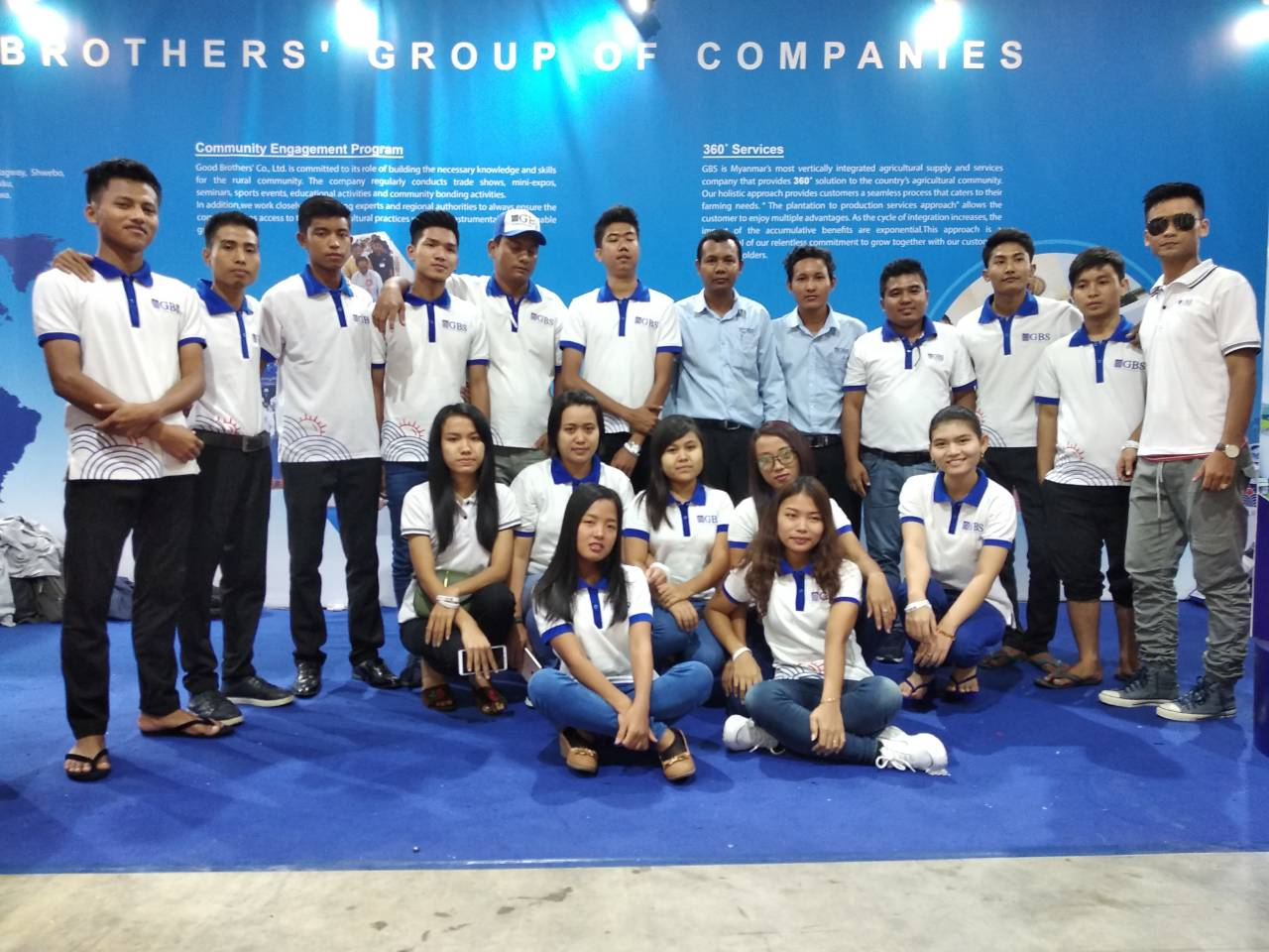 MSMEs Product Exibition and Competition (Yangon) (Photo 9)