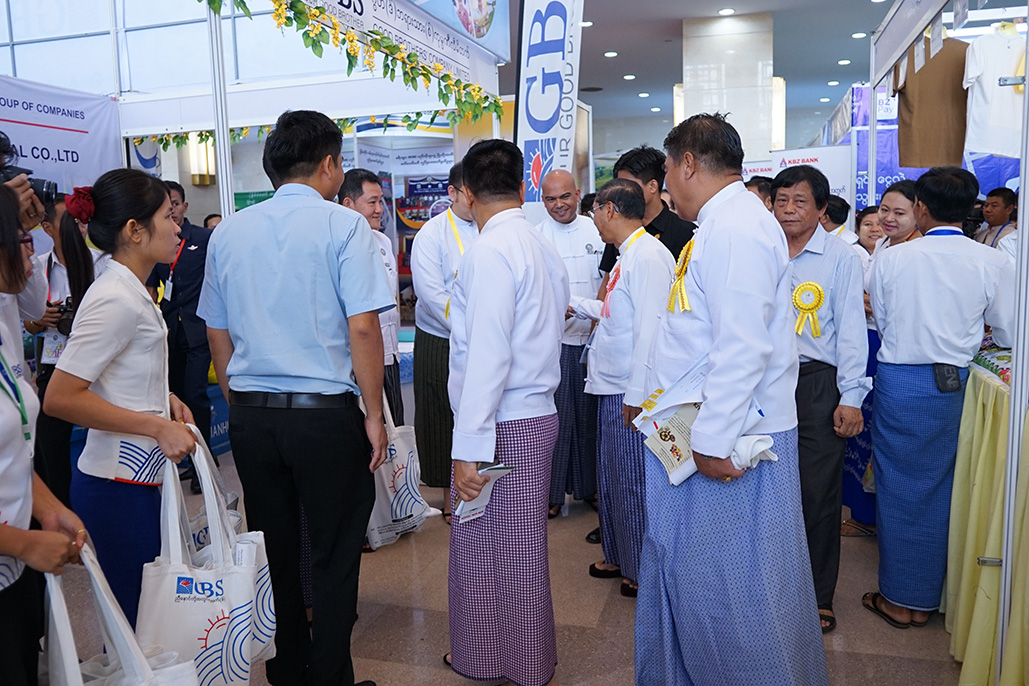 MSMES PRODUCT EXIBITION AND COMPETITION (Nay Pyi Taw) - Photo 3