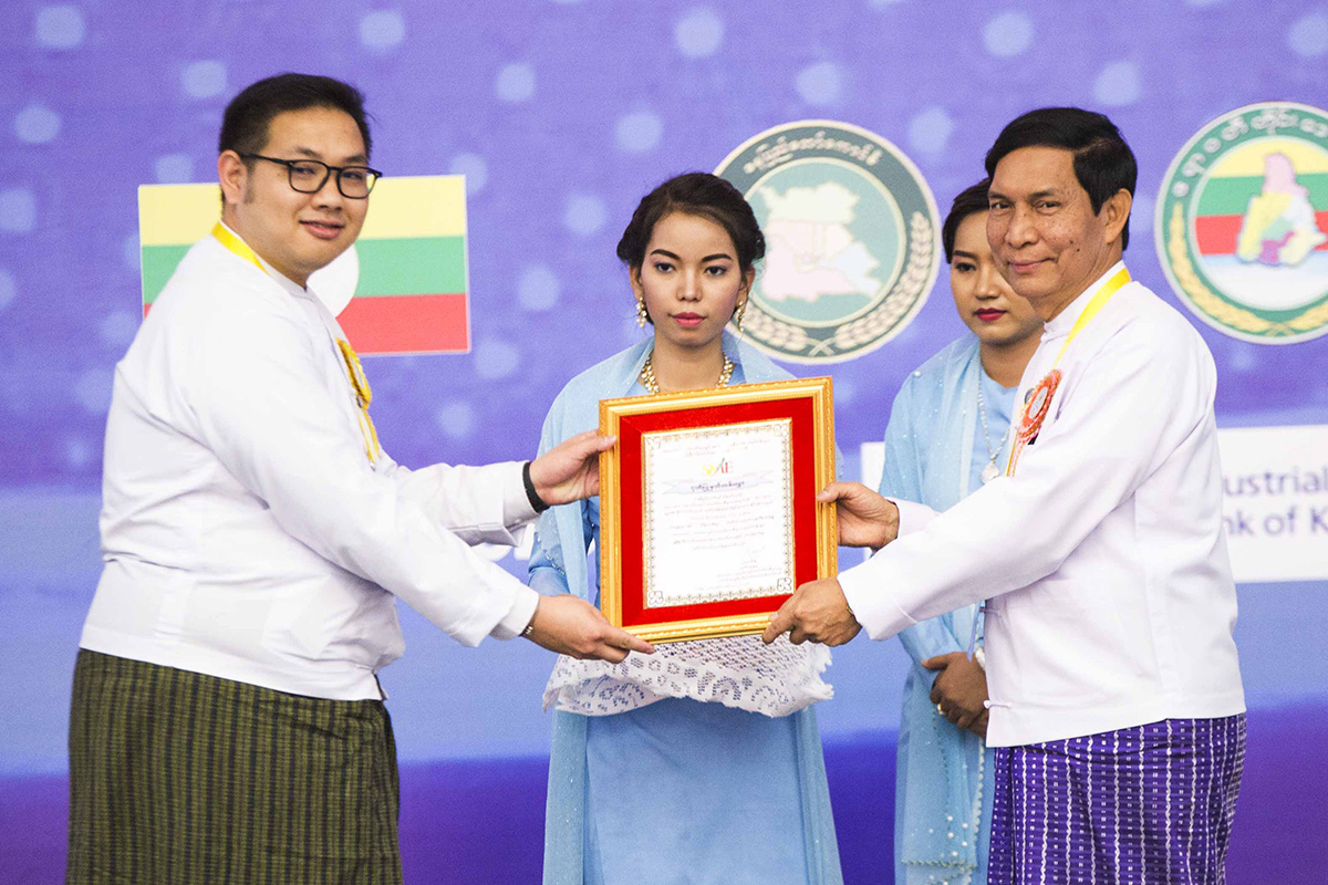 MSMES PRODUCT EXIBITION AND COMPETITION (Nay Pyi Taw) - Photo 6