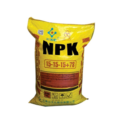 Three Circles Brand Fertilizer (NPK) (15:15:15+7S)