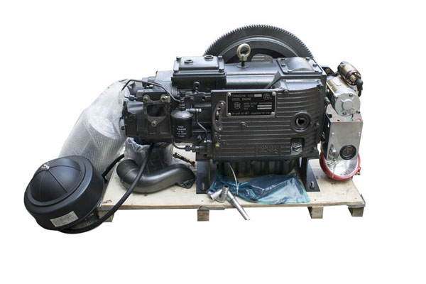 Changchai Brand Diesel Engine EH-36M (Without Fuel Tank & Hopper)