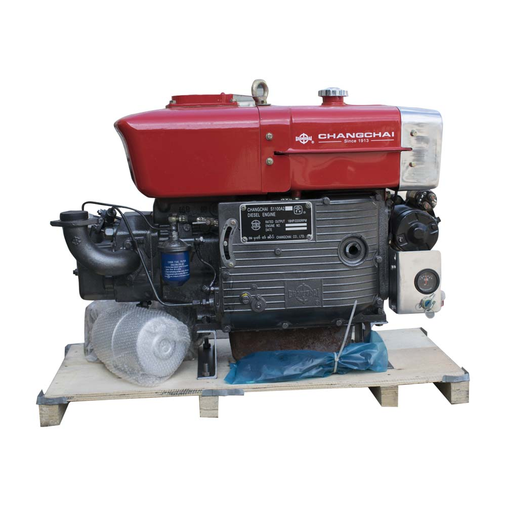 Changchai Brand Diesel Engine (S-1100A2M)