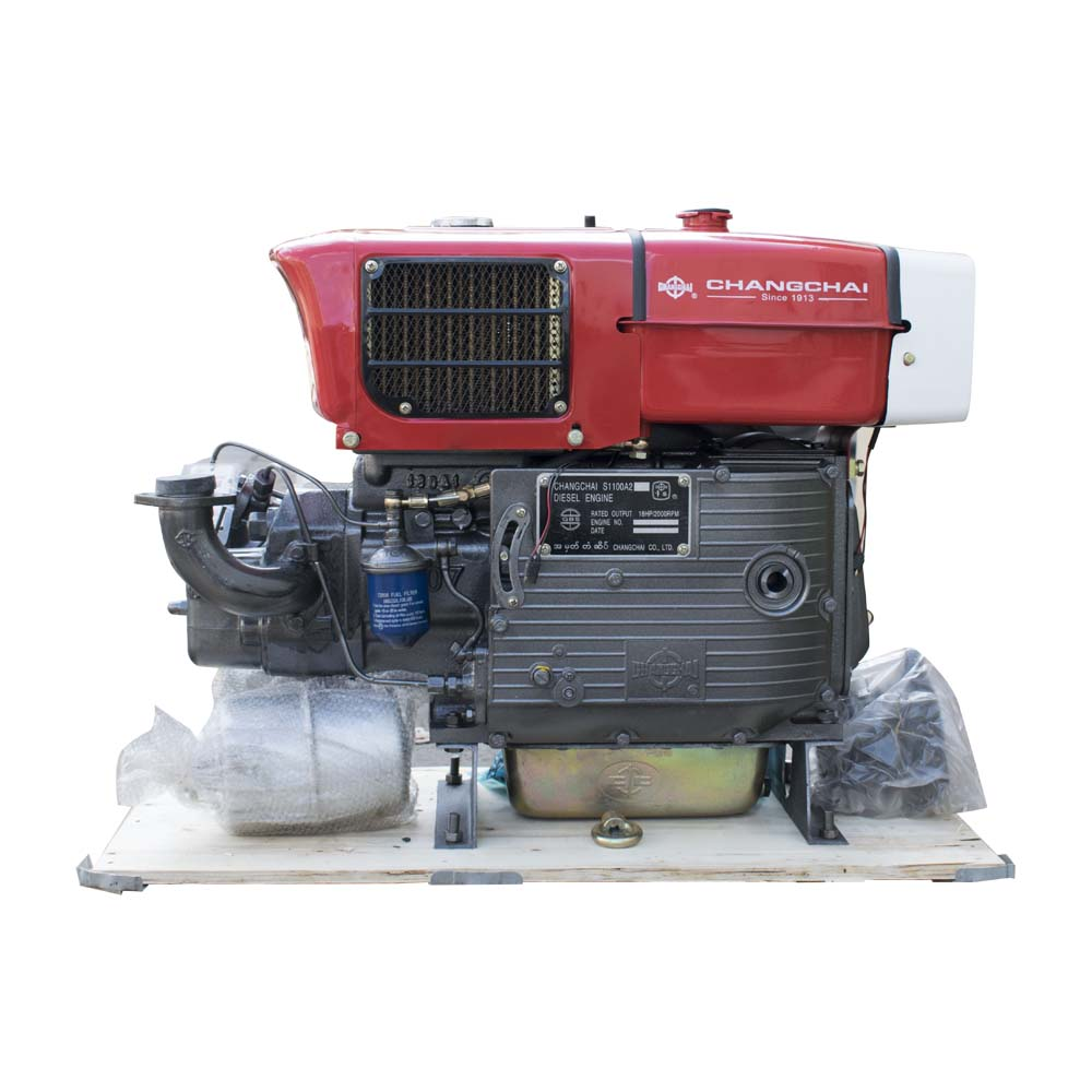 Changchai Brand Diesel Engine (S-1100A2N)