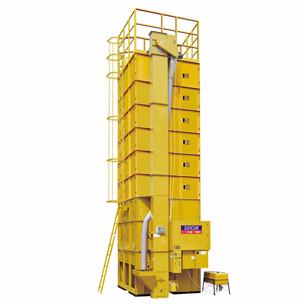 Suncue Brand Diesel Type Grain Dryer : Super 120 Series