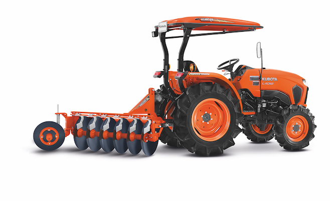 Kubota Brand Four Wheel Tractor : L4018