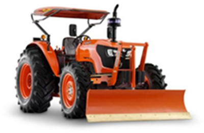 Kubota Brand Four Wheel Tractor : M8540