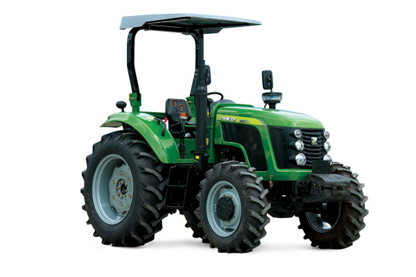 Zoomlion Brand Four Wheel Tractor : RC 954-A(Flat)