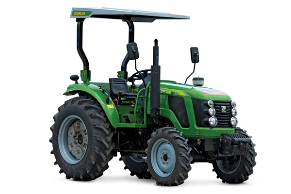 Zoomlion Brand Four Wheel Tractor : RK 704-A(Flat)