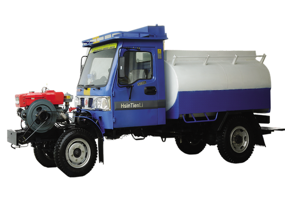 Hsin Tienli Brand Boxer Type Farm Truck : 18HZG-W(Single Wheel)