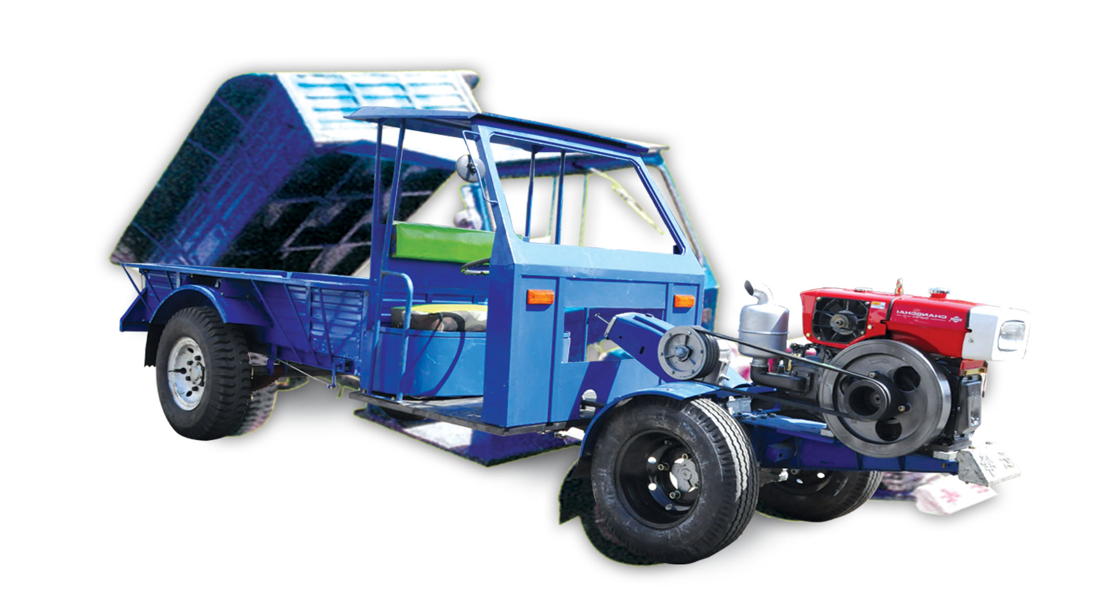 Yunfeng Brand Transport Tractor (DF18Y10C)