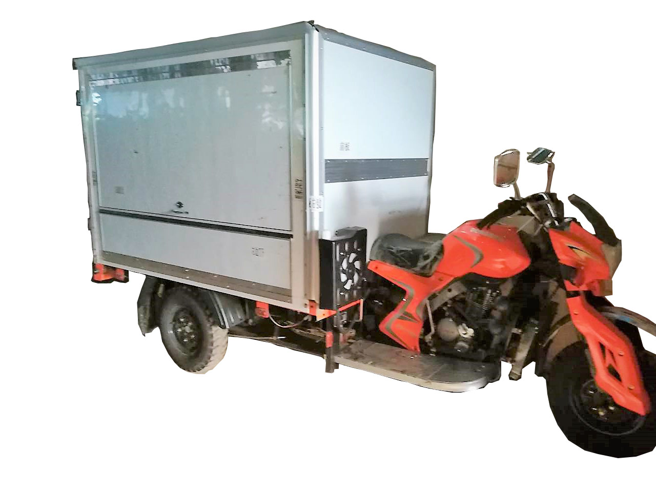 Dongben Brand Tricycle (DB175ZH-175CC) (With Cargo Box)